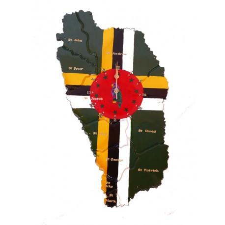 Barbados Clock