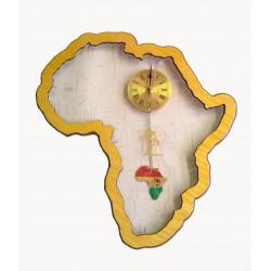 Africa Pendulum Clock