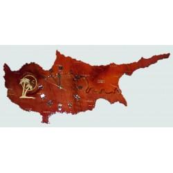 Cyprus Clock
